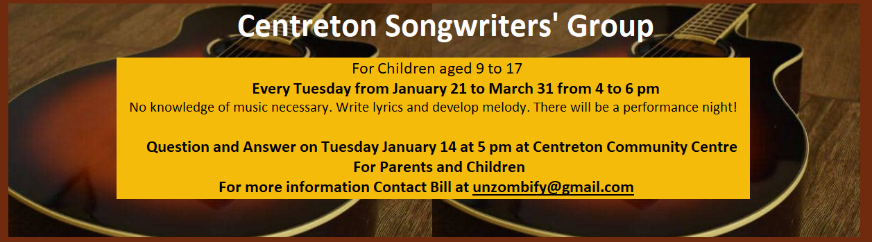 Centreton Songwriters' Group