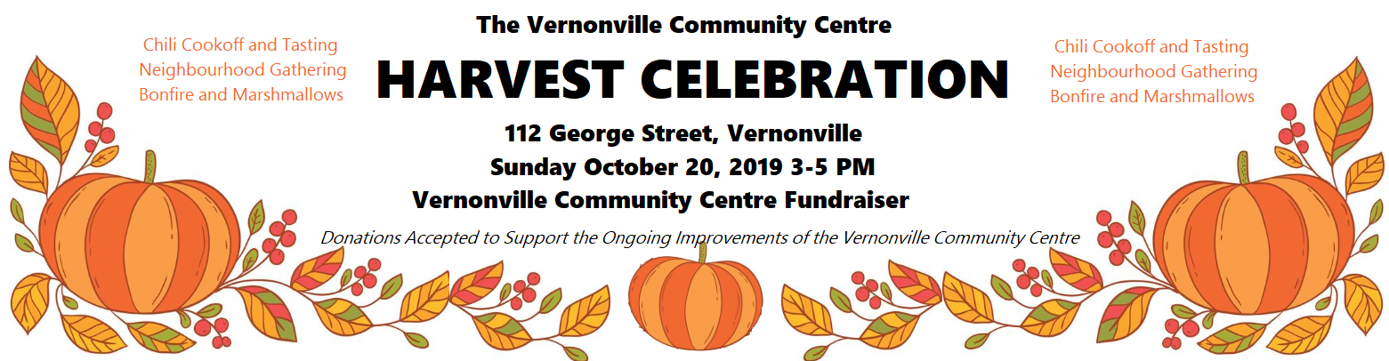 Vernonville Community Centre Harvest Celebration