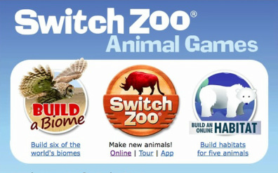 Switch Zoo Animal game