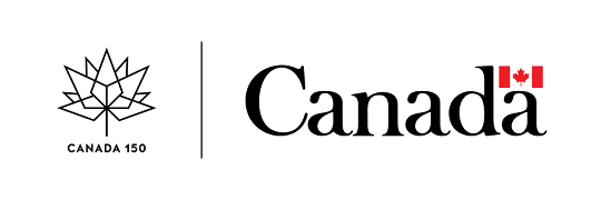 Canada 150 Infrastructure funding logo