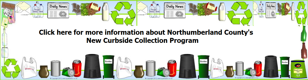 Click Here for Curbside Collection Information